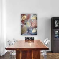 """""""CRAZY WILD BERRIES"""" 60 x 80 cm Acrylbild  Bild 8"""