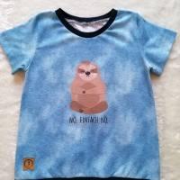 Gr. 104 Set T-Shirt und kurze Hose - Nö Bild 3