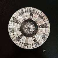 Vintage Aschenbecher aus Kristallglas 1960er Bild 4