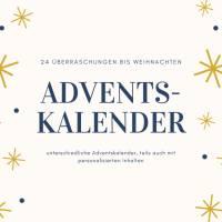 "Adventskalender ""Kunstlederlabels"" Bild 1"