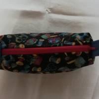 Schlampermäppchen mit  Reißverschluss Bild 2