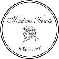 """6 Cabochon Magnete groß floral Vintage Stil Blumen Garten """"Florale"""" Geschenkidee für Frauen Gärtner Bild 8"""