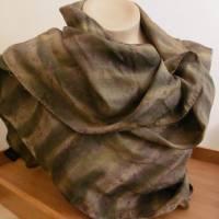 VINTAGE *** wunderschönes Tuch in XL - Format  Bild 1