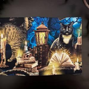 Impfpasshülle Mystic Cats für Erwachsene, Umschlag, Impfausweis Hülle, schlicht Bild 4