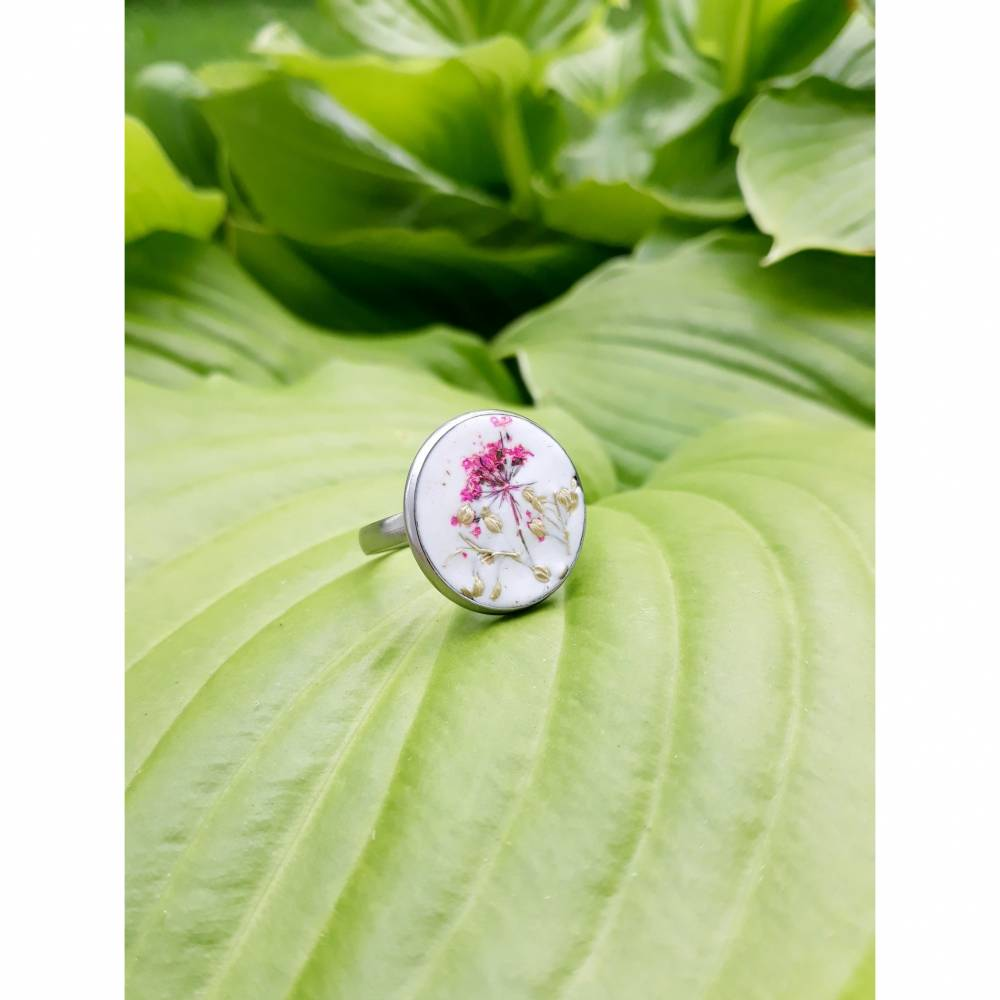 "Ring ""Ammi Pink"" Bild 1"