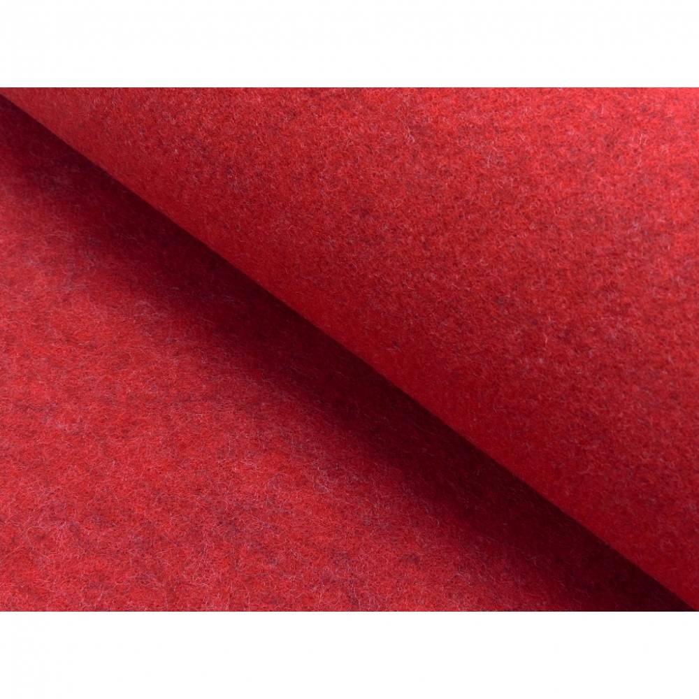Wollfilz * FeltroLana * 45 cm Breite * 2 mm * Verschiedene Farben! Bild 1