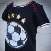 Plotterdatei Fan, Buchstaben, Zahlen, Herz, Stern, Fußball Bild 7
