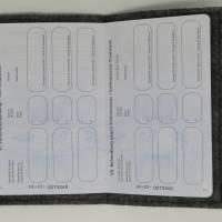Impfpasshülle für Heimtierausweis in Form einer Buchhülle Bild 3