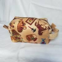 Schlampermäppchen mit Griff und Reißverschluss Bild 2