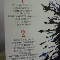LP *** T. Rex / Marc Bolan  *** COSMIC DANCER *** (AMIGA) Bild 2