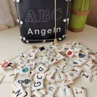 ABC Alphabet Buchstaben Memory ITH Stickdatei 10x10 Bild 3