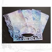5 geprägte Karten für Junk-Journals *Neutral 003*, von handgemacht, keine Versandkosten Bild 1
