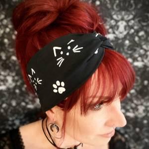 Purrfect, Stirnband, Bandeau, Haarband Bild 1