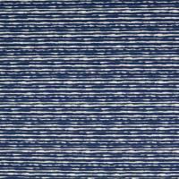 Baumwolljersey schmale Streifen blau Oeko-Tex Standard 100(1m/13,-€) Bild 3