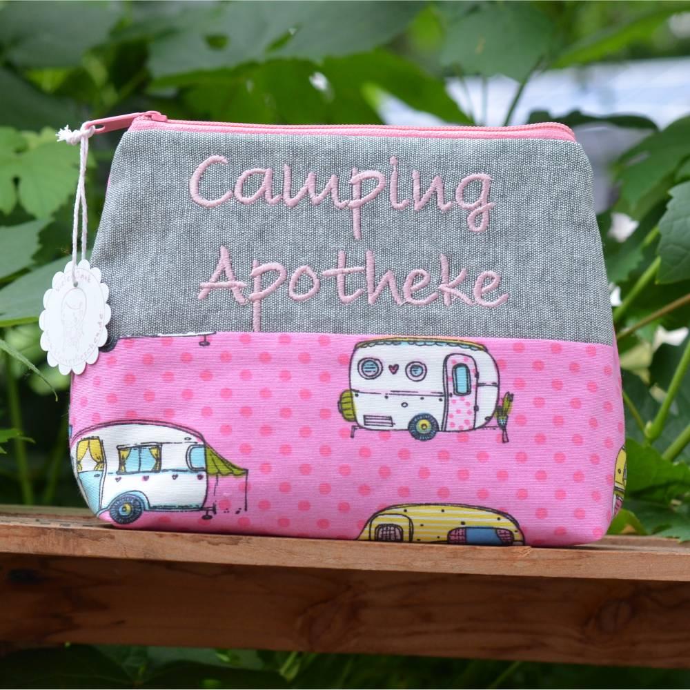 Große Camping Apotheke Reiseapotheke  XL Bild 1