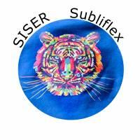 Siser Easy Subli - Bedruckbare Flexfolie (Sublimation) DIN A4 Bild 1