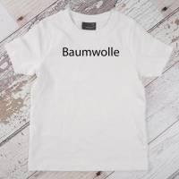 Kinder T-Shirt personalisiert mit Namen und Nummer Babybody Bild 5