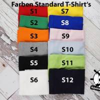 Kinder T-Shirt personalisiert mit Namen und Nummer Babybody Bild 6