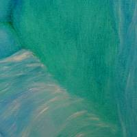 Hut ab - Original Ölmalerei, Unikat Bild 3