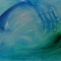 Hut ab - Original Ölmalerei, Unikat Bild 5