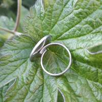 "Ring ""Hortensienflora"" Bild 4"