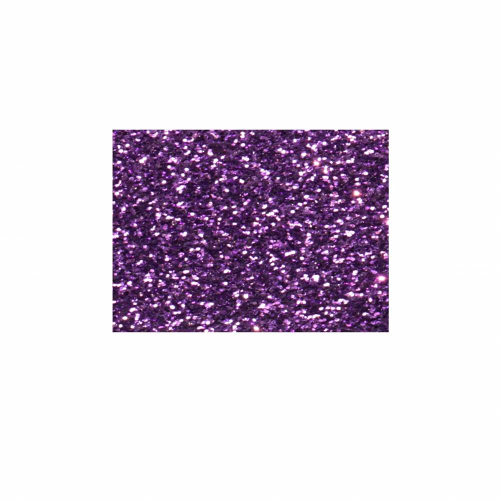 POLI-FLEX Pearl Glitter 1 DINA 4 purple Bild 1