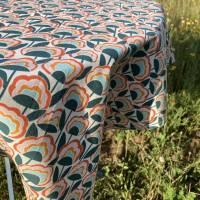 Tischtuch PRIL Größe 110 x 110 cm   |   GOTS zertifizierte Biobaumwolle Bild 5