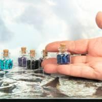 Trommelsteine, Set, Steine, Druse, Geschenk, Chakra, Chakren, Mineralien Bild 10