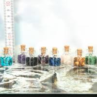 Trommelsteine, Set, Steine, Druse, Geschenk, Chakra, Chakren, Mineralien Bild 8