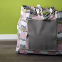 SCHNITTMUSTER Shoppingtasche Hubert Bild 1