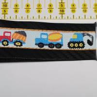 """Schlüsselanhänger,  Schlüsselband, Taschenbaumler, Taschenanhänger """"Baufahrzeuge"""" Bild 1"""