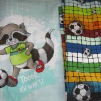 Öko Baby Kickers for Life Fußball T-shirt Top Motiv  Gr. 92 oder 128 in anderen Größen oder Farbenzu bestellen Bild 6
