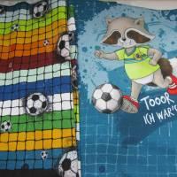 Öko Baby Kickers for Life Fußball T-shirt Top Motiv  Gr. 92 oder 128 in anderen Größen oder Farbenzu bestellen Bild 7