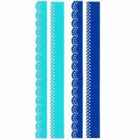 Filzspitze Rot, Blau , Grün Bild 3