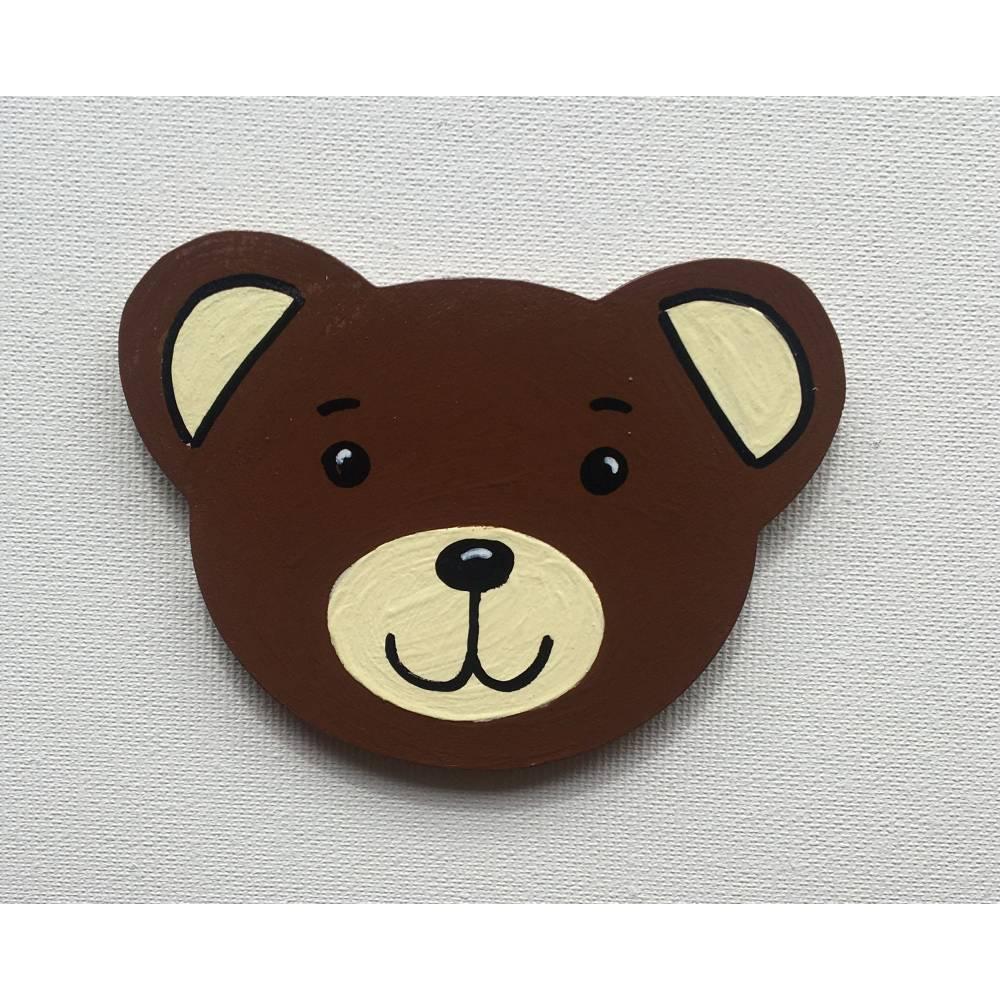 Deko Bär, Bärchen, passend zu den Buchstaben Bild 1