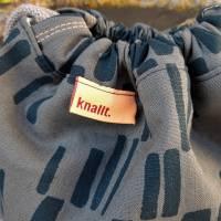 Projekttasche - Projektbeutel - Tasche mit Zugband  Bild 3
