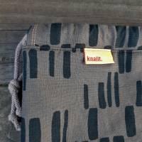 Projekttasche - Projektbeutel - Tasche mit Zugband  Bild 6
