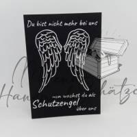 Trauerkarte Bild 1