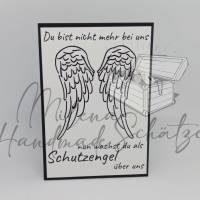 Trauerkarte Bild 2