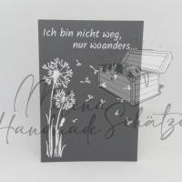 Trauerkarte Bild 3
