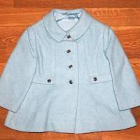 Vintage Kindermantel Lagerfund ungetragen 1960 Gr. 92 Bild 6