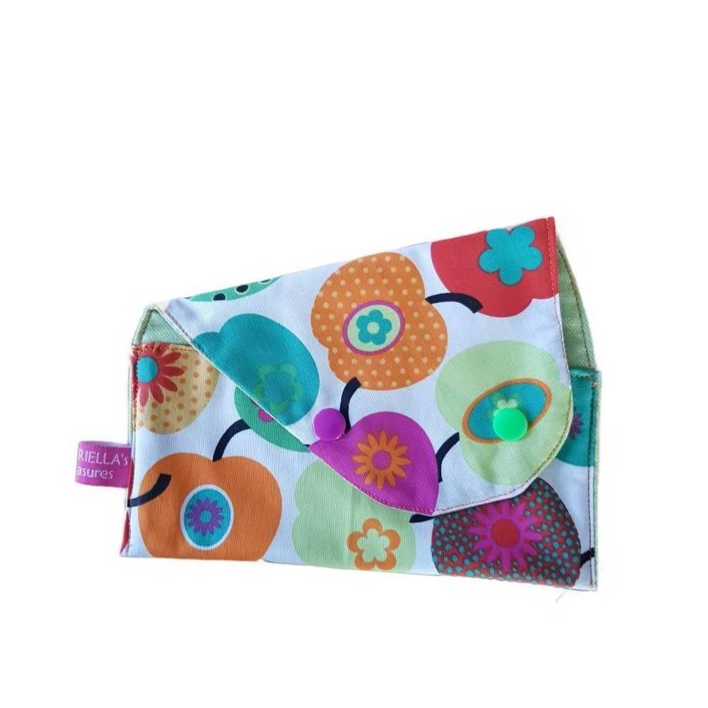 nachhaltiger Geschenkebeutel kleine Stofftasche Bild 1