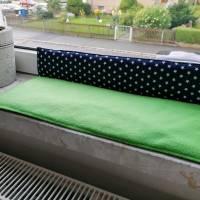 Katzenkissen / Fensterbankkissen / Kissen für Fensterbank / 52cm / extra weich Bild 2