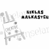 Malkoffer (64 Teile) für Kinder - endlich Schule - Wunschgravur, persönliches Geschenk | Last Minute Geschenke Bild 5