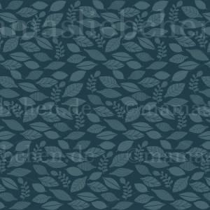 """Jersey-Stoff Reh Rehe Rehkitz Wildschwein """"Theo & Mo #darkblue"""" (1 Panel 0,65m) dunkelblau blau Bild 2"""