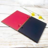 Personalisiertes Fotoalbum mit Wunschgravur, perfekt als Geschenk für Geburt / Geburtstage und viele andere Anlässe Bild 3