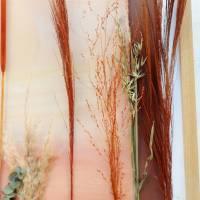 Wand Bild, Frau in Savanne, handgemalt, Wanddekoration Bild 4