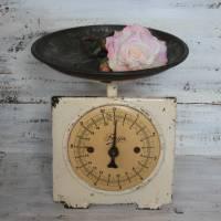 Vintage Küchenwaage Freija 10 Kilo Bild 1
