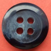 dunkelblaue Knöpfe 15mm (4774) Bild 1