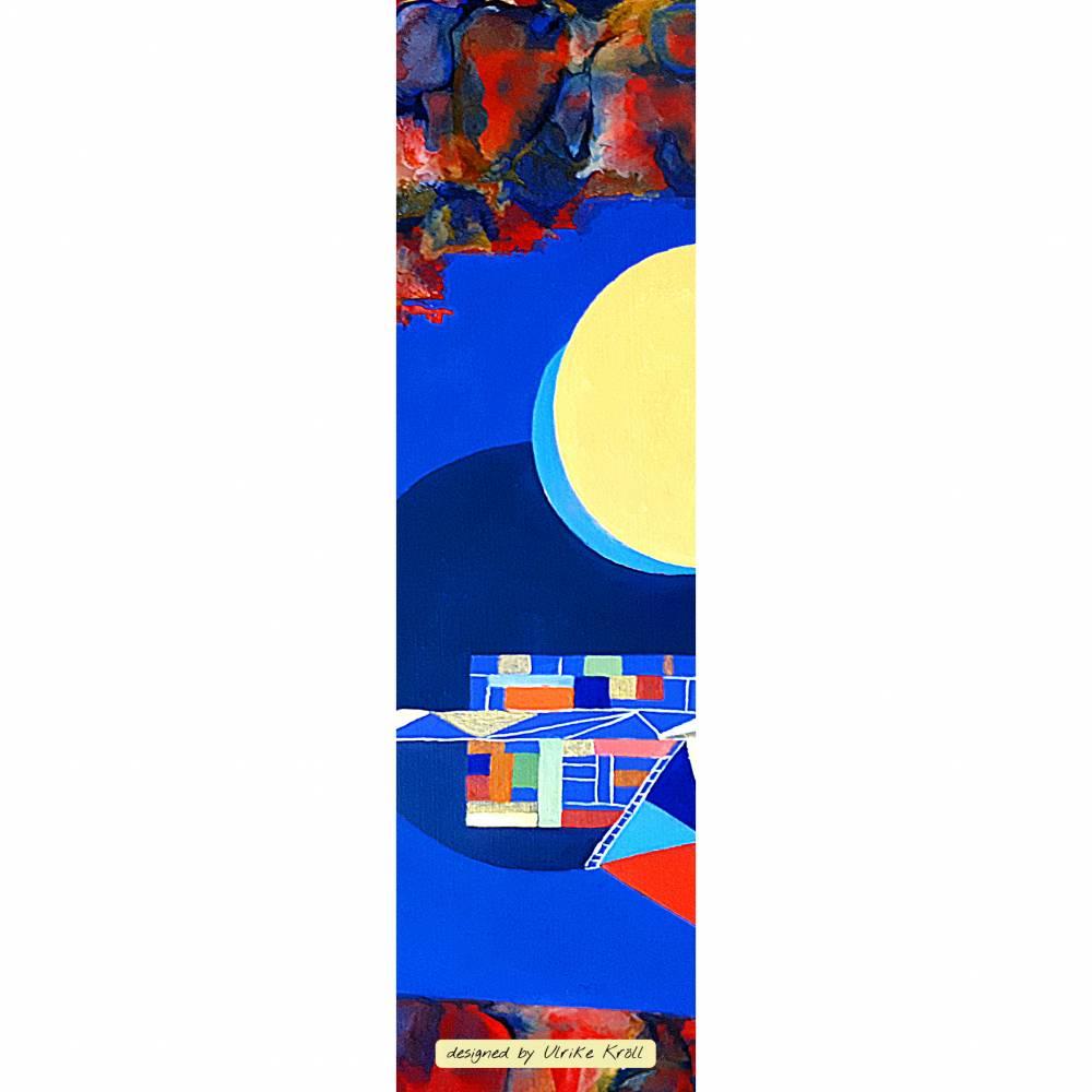 """Lesezeichen - """"Sichtweisen"""" – Design  Ulrike Kröll Bild 1"""